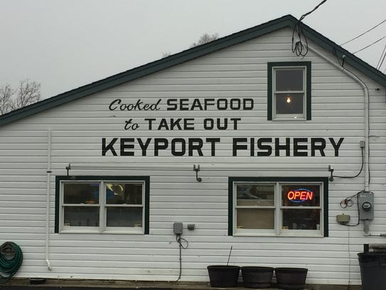 The owners of Keyport Fishery plan to build a new restaurant