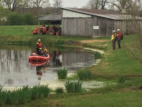 Search efforts for a missing 5-year-old continue for