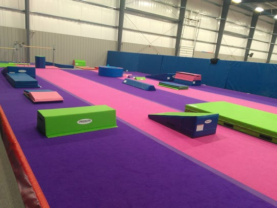 The new Gymnastics Center of Hershey location in South