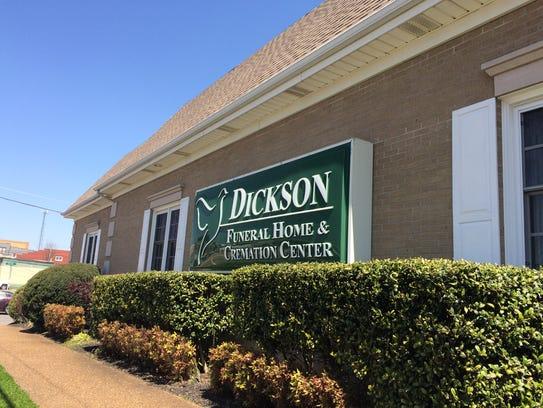 Dickson Funeral Home in Dickson, Tenn.