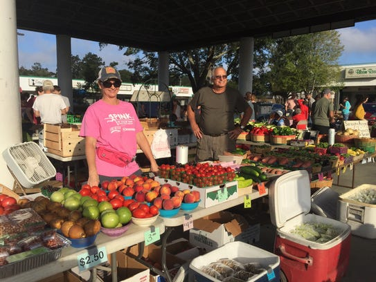 A wealth of offerings at the Tallahassee Farmers Market