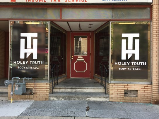 Holy Truth Body Arts, located at 608 Cumberland St.