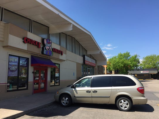 Chuck E Cheese's and Fort Collins Furniture and Mattress