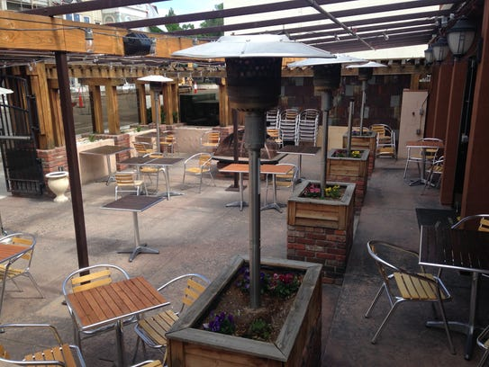 Plans call for yard games and more seating at The Union