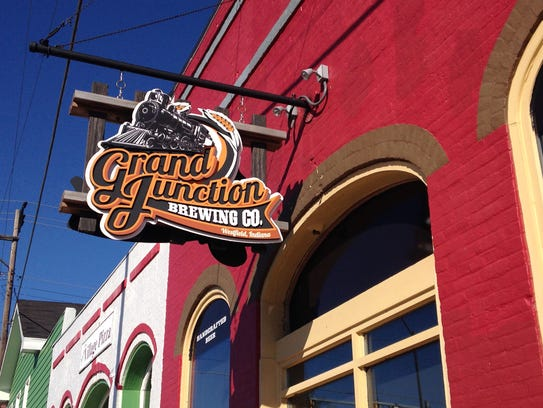 Stop 20: Grand Junction Brewing Co. is located at 110