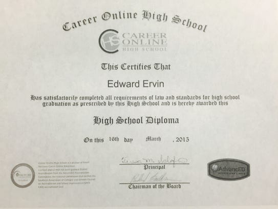 online high school diploma useless