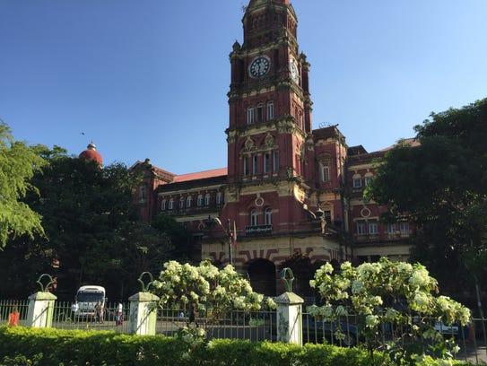 Rangoon, Yangon