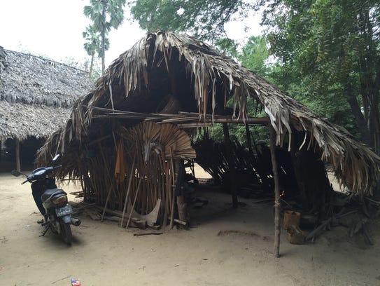 Villagers in Shwe Pyi Thar
