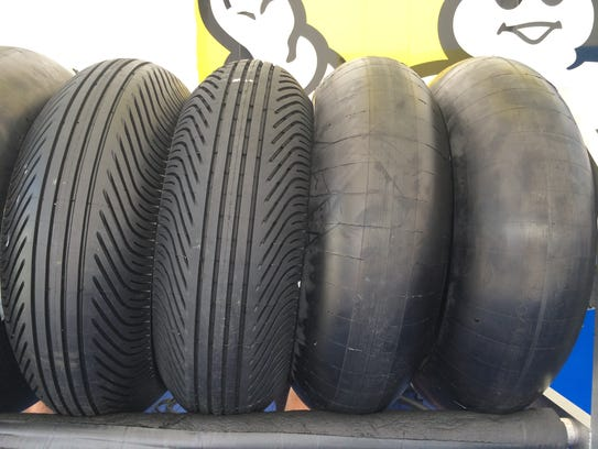 Michelin creates new motorcycle racing tires in 3 days