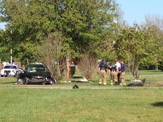 Car Crash Murfreesboro Tn