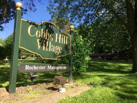 Cobbs Hill Apartments Rochester Ny
