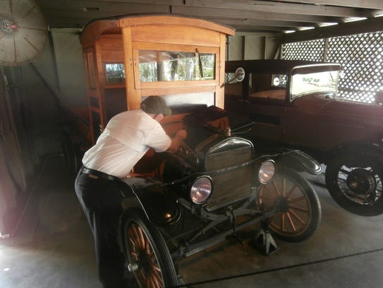 Henry ford a moving celebration for Moss motors buy here pay here
