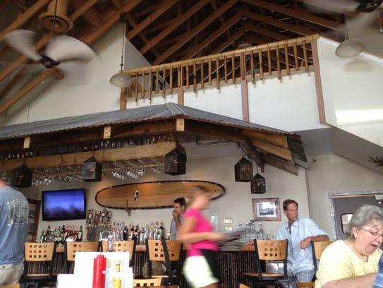 Longboard Restaurant Ocean City Maryland