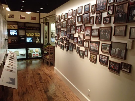 The Chaldean Cultural Center Museum in West Bloomfield
