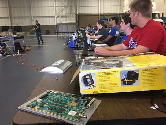 Students Put Cybersecurity Skills To The Test In