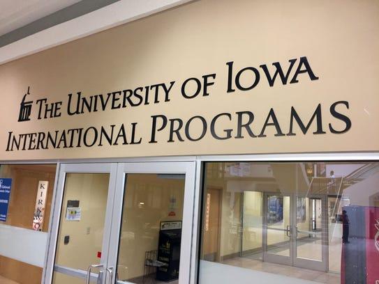 Iowa universities facing drop in international enrollment - International programs office ...