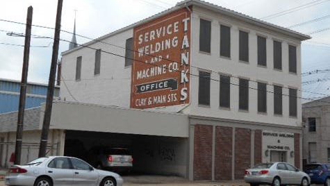 The building Service Welding and Machine Company has sold to the Flourney Development Company in NuLu.