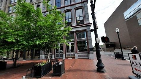 The building at  601 W. Main St. has been purchased and is set to become a boutique hotel.