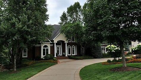 Muhammad Ali's former home at 6717 Elmcroft Circle is for sale.