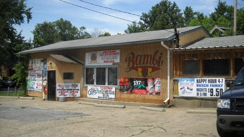 Bambi Bar is located at 2701 Bardstown Road