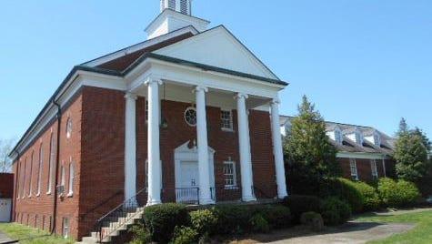 Meadowview Presbyterian Church.