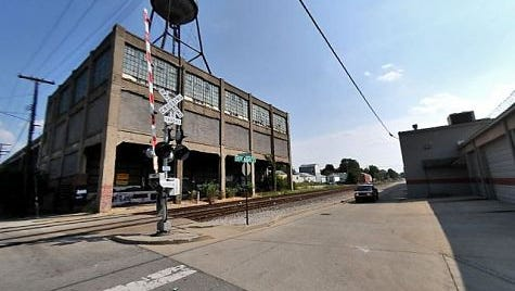 An old warehouse in Germantown on East Kentucky Street just east of Logan Street isin line to be converted into 25 luxury condominiums.