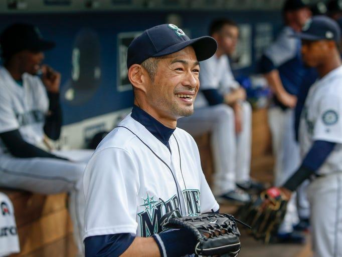Ichiro Suzuki Glove