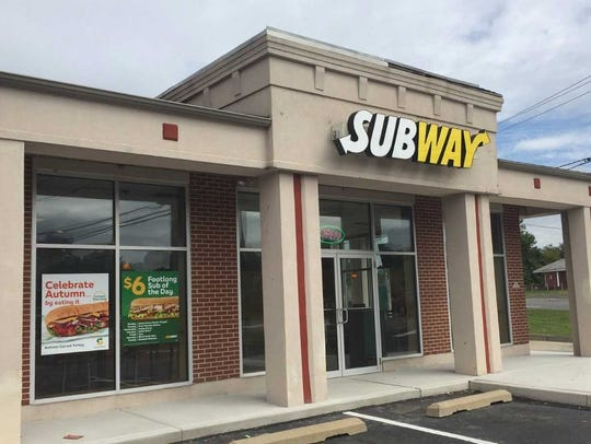 The Subway chain, which operates this Cherry Hill restaurant,
