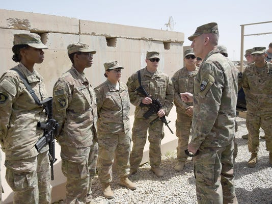 AFGHANISTAN-US-UNREST-MILITARY-HELMAND-MARINES