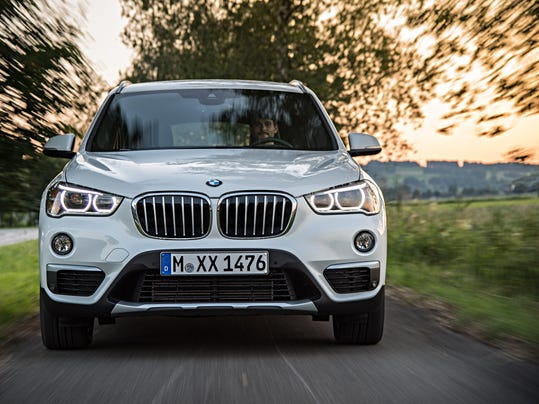 Auto review: The 2017 X1 is a fine car, it's just not a great BMW