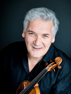 The New Jersey Symphony Orchestra will have classical music star Pinchas Zukerman as artistic director for the coming Winter Festival.