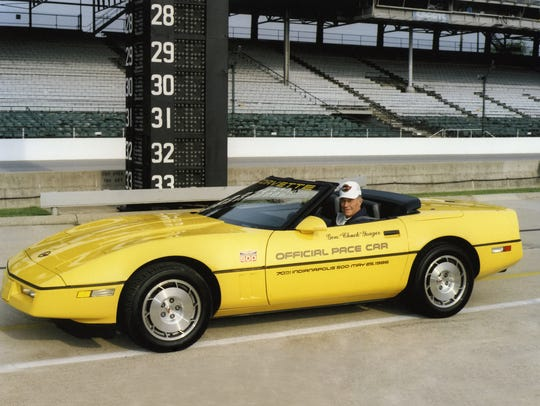 This was a sad time for the Corvette.