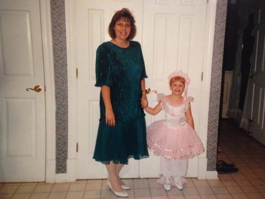 Megan Wyatt and her mother, Kelly Wyatt