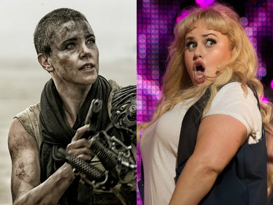 The Mothership: 'Mad Max' vs. 'Pitch Perfect 2'