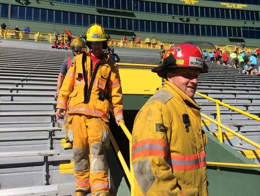 Firefighter-Stair-Climb