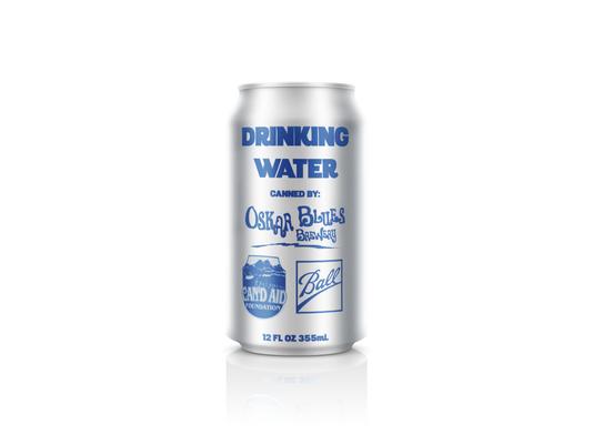 Oskar Blues sends water to Columbia