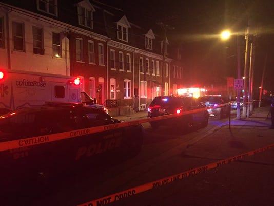 Mason Avenue Shooting