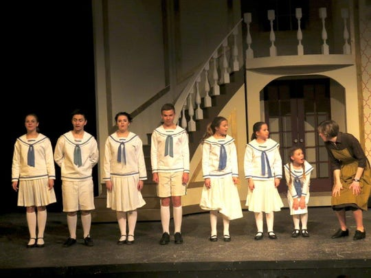 "The Marshfield drama club will performs :""The Sound of Music"" in April 2016."