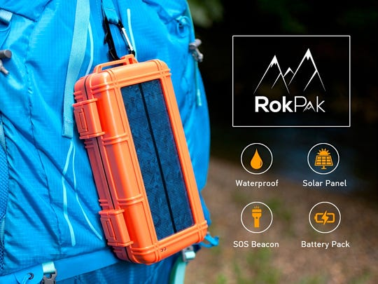 RokPak is a rugged drybox designed to keep our fragile