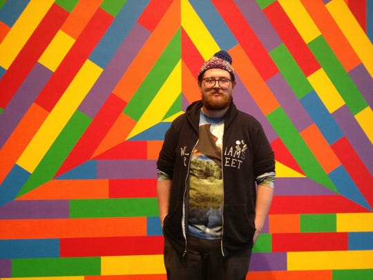 Dan Deacon is a Baltimore electronic artist.