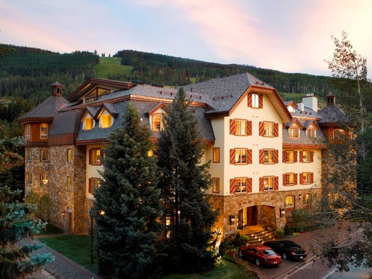 This Tivoli Lodge opened in Vail, Colo., in 2006.