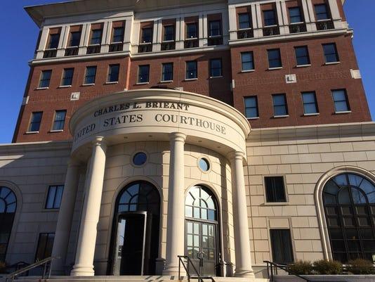 White Plains federal courthouse