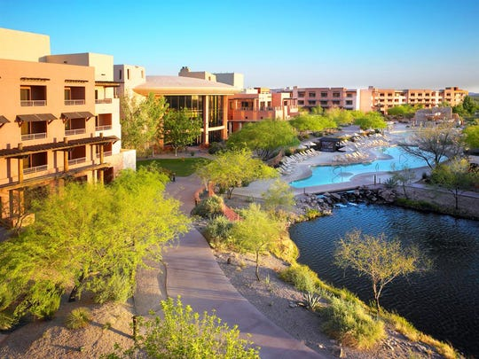 The Sheraton Wild Horse Pass Resort & Spa on the Gila River Reservation near Chandler has changed its name to Sheraton Grand at Wild Horse Pass.
