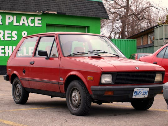 The Yugo was... not good.