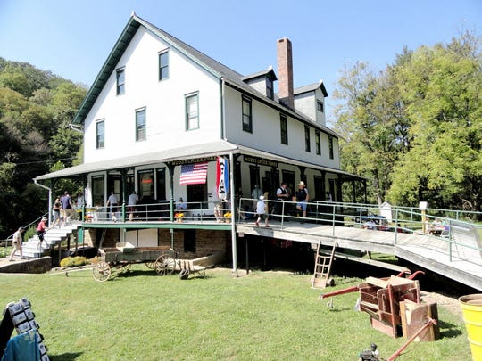 The Maryland and Pennsylvania Heritage Village in Muddy Creek Forks will be open to visitors during the Made in America tour this June.