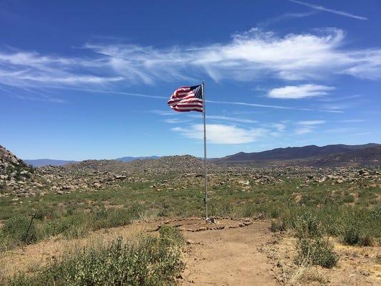 Granite Mountain Hotshots Memorial State Park