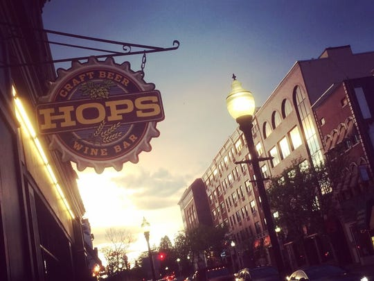 Hops Craft Bar in Morristown is one of several Morris County spots focusing on craft beer.