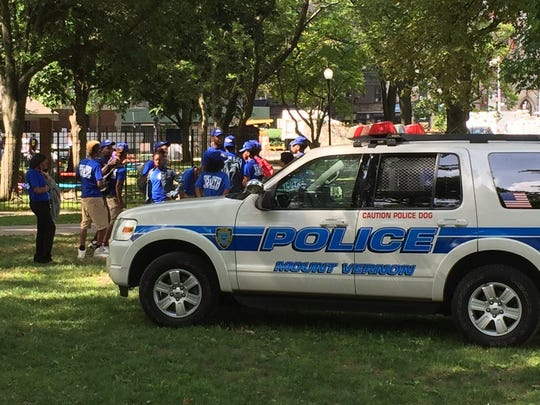 The Mount Vernon Youth Police Academy is at Hartley