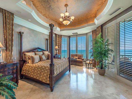 Dale Glon's condo at Veracruz recently sold for $7.25 million, the highest condo price in a decade.
