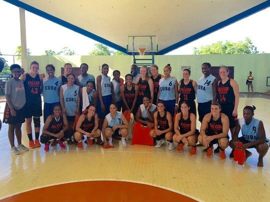 Bowling Green State University's women's basketball